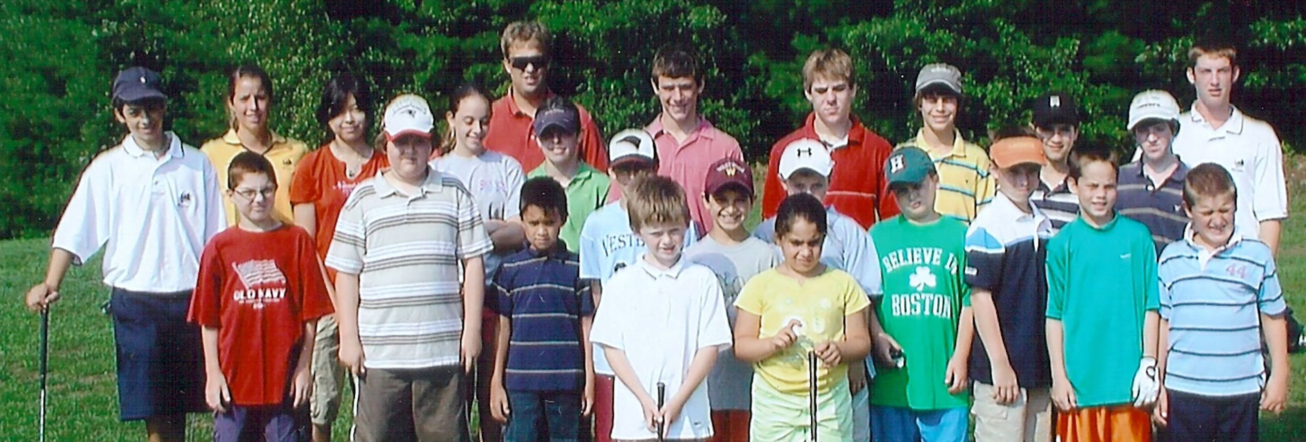 Juniper Hills Junior Golf Program - Worcester Golf