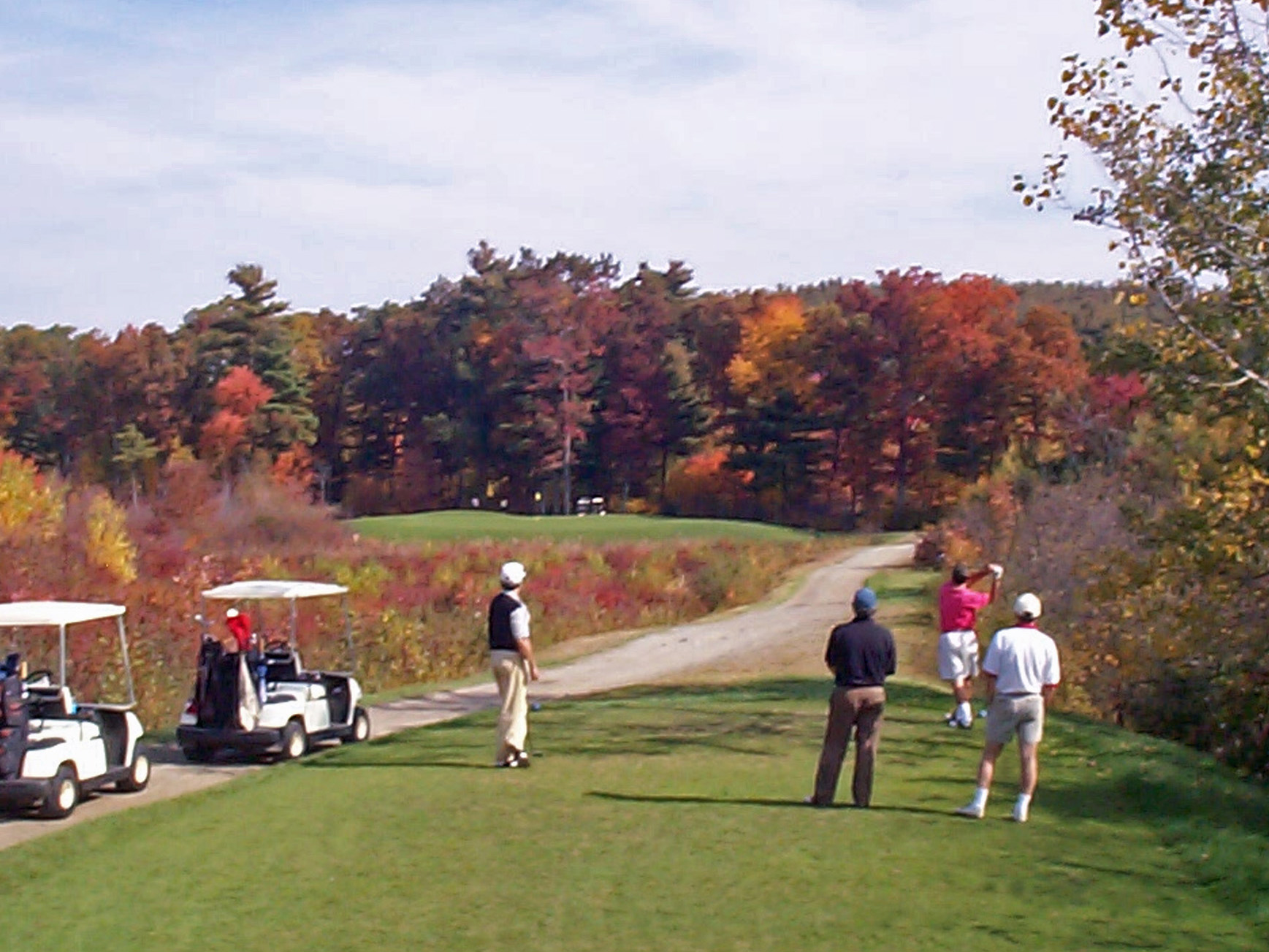 Juniper Hills Golf Course Outings and Tournaments - Worcester Golf